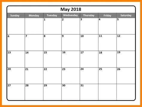 printable calendar 2018 europe free may 2018 calendar printable template us canada uk