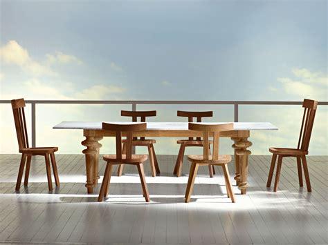 gervasoni pavia di udine oak garden chair inout 721 by gervasoni design navone
