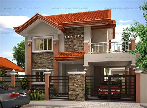 modern house designs and floor plans philippines mhd 2012004 pinoy eplans