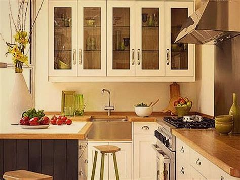 decoracion de cocinas pequenas  modernas trucos  consejos