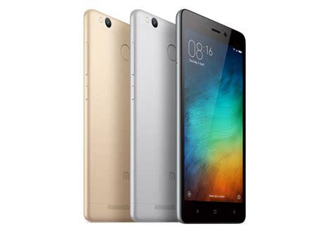 Hp Xiaomi Termurah Dan Spesifikasinya Harga Dan Spesifikasi Xiaomi Redmi 3s Droidpoin