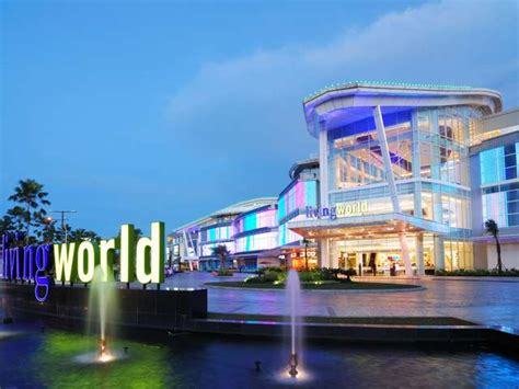 mall living world tetra consultant architect