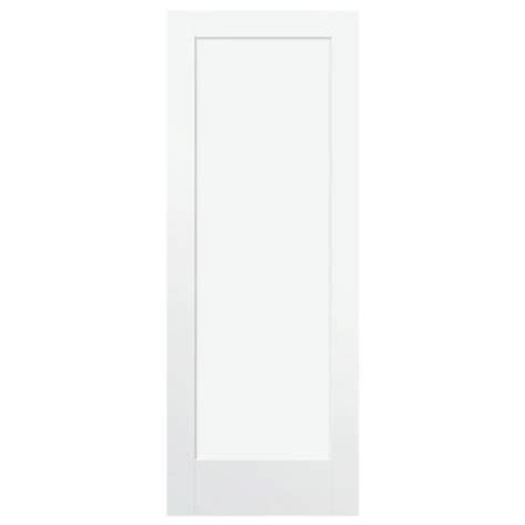 home depot white interior doors steves sons ultra 1 panel pine primed white interior door slab q64m1nnnac99 the home depot