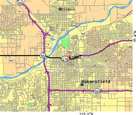 zip code map bakersfield ca bakersfield zip code map adriftskateshop