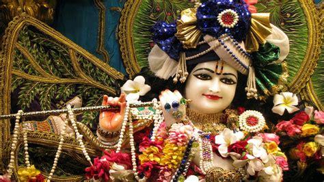 krishna pc themes hindu god wallpaper