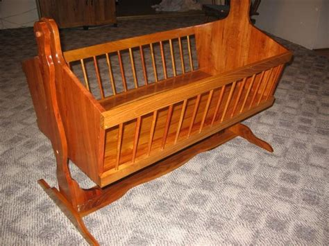 cradle plans woodworking building a baby cradle baby cradle plans wood