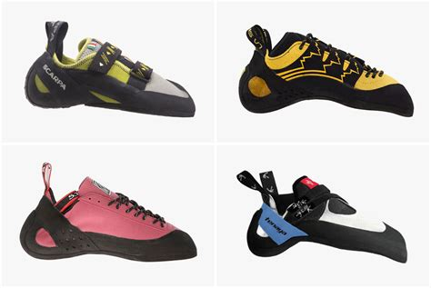 best climbing shoes the 7 best climbing shoes of 2016 gear patrol