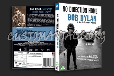no direction home bob dvd cover dvd covers