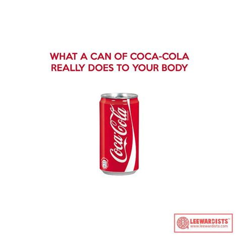 Does Coca Cola Pay For Your Mba by You Won T Believe What A Can Of Coca Cola Can Do To Your