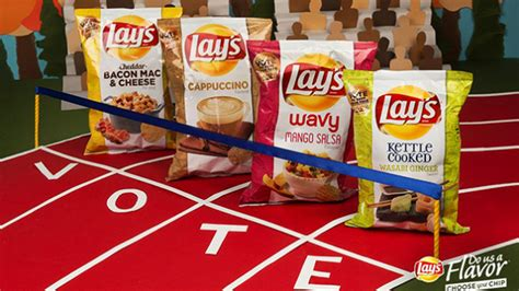 Lays Chips Sweepstakes - america rejects lays cappuccino flavored potato chip 171 cbs new york