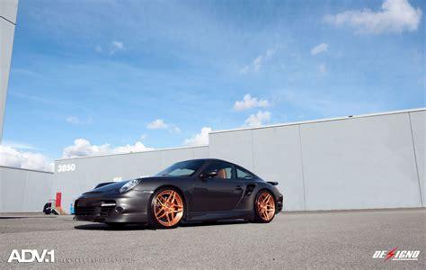 porsche turbo rims porsche 997 turbo adv05s m v2 cs series forged wheels