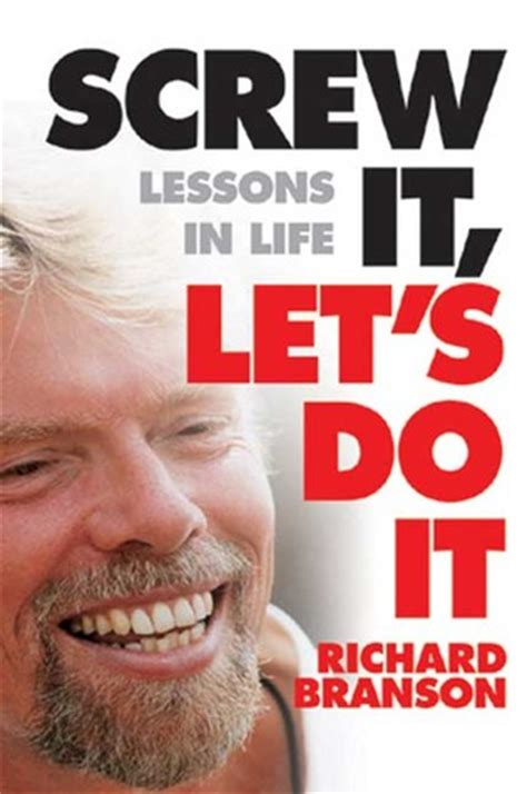 let s rock books it let s do it lessons in by richard branson