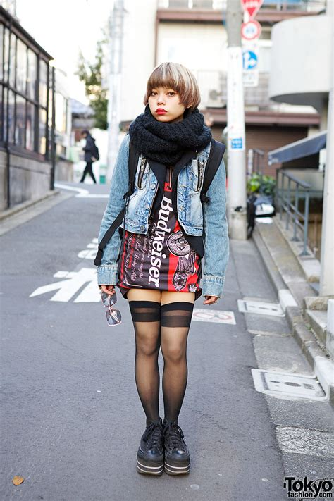Kaos Falilv By Falilv 001 thigh high tokyo fashion news