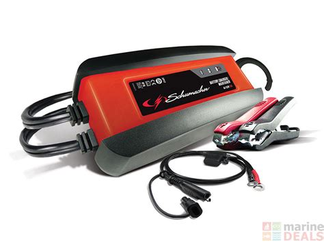 schumacher battery chargers australia buy schumacher spi2 2a 6v 12v automatic battery charger