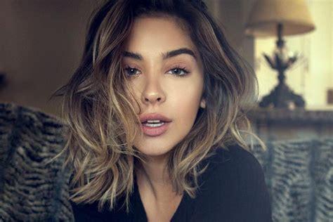 coupe de cheveux tendance coupes de cheveux tendance pour les cheveux mi longs