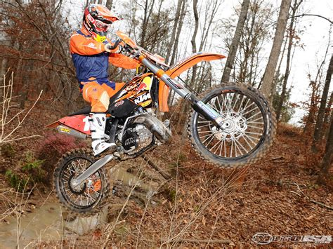 Bobbitt Ktm National Enduro 1 Results Motorcycle Usa