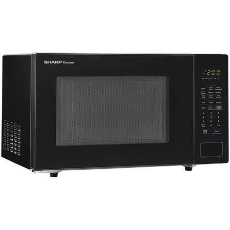 Microwave Sharp R230r S smc1441cb sharp appliances 1 4 cu ft 1000w counter