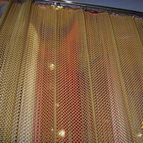 metal mesh curtain fabric decorative metal curtain fabric for restaurant of ec91094172