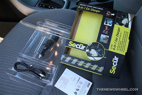 gadget review secur    car charger sp   news