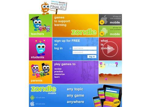 edmodo zondle 8 best images about great web resources etlosbest on
