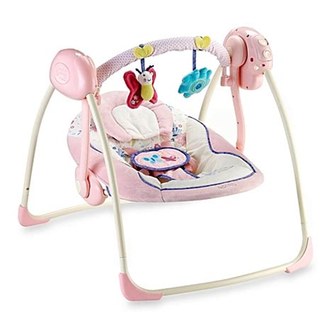 comfort and harmony swing comfort harmony portable swing in penelope petals
