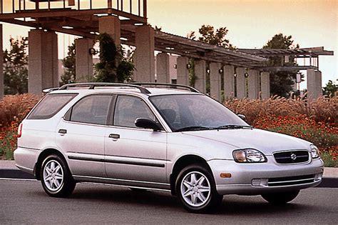how do cars engines work 1995 suzuki esteem electronic toll collection 1995 02 suzuki esteem consumer guide auto