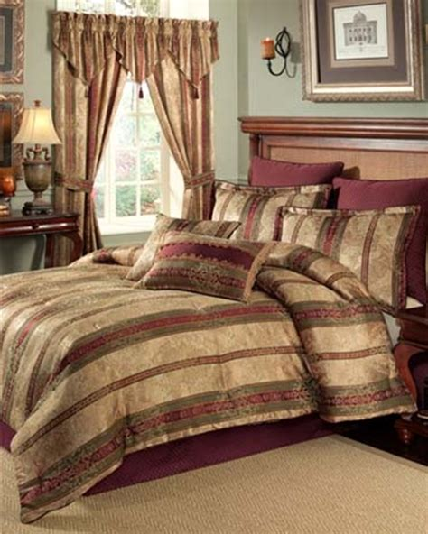 Croscill Townhouse Comforter by Townhouse Multi Bedding Ensemble By Croscill Townhouse Linens