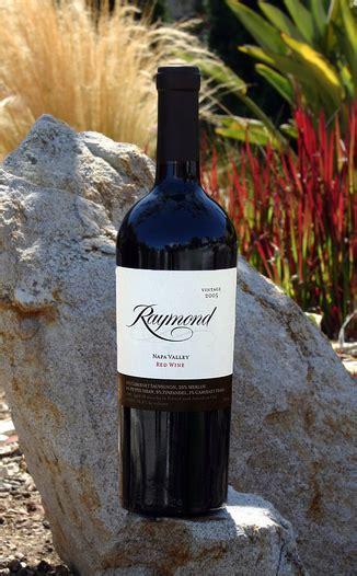 raymond vineyard cellar 2005 small lot red wine review