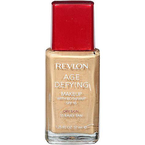 Revlon Age Defying revlon age defying skin makeup 1 25 fl oz walmart