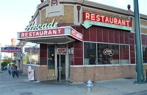 best restaurants near me arcade restaurant exterior best restaurants near