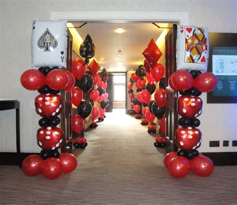 Balon Dekor casino balloon decor search casino theme
