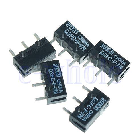 Micro Switch Mouse D2fc F 7n Saklar Tombol Klik Omron Ar21 5pcs mikroschalter omron d2fc f 7n f 252 r maus dl ebay