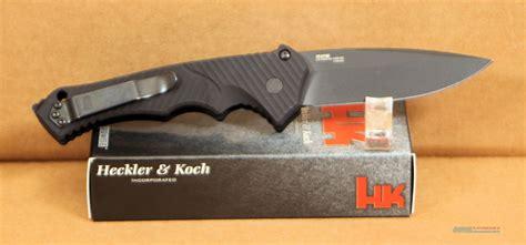 benchmade mp5 benchmadeheckler koch mp5 knife for sale 945980683