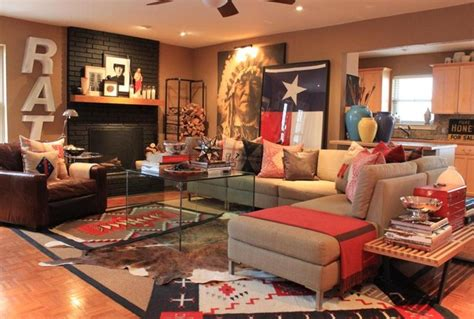 southwestern living room den southwestern living room dallas by the