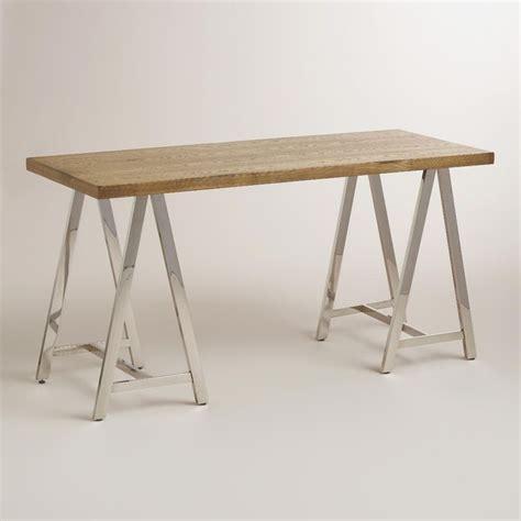 Trestle Office Desk Best 25 Trestle Desk Ideas On Pinterest Studio Interior Interior Design And