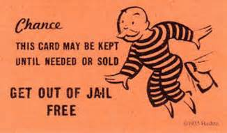 get out of free card template shortage of get out of free cards hinders prisoner