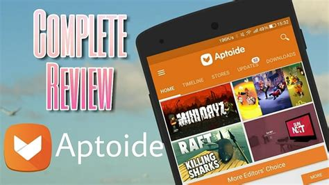 aptoide why what is aptoide app store a good play store alternative