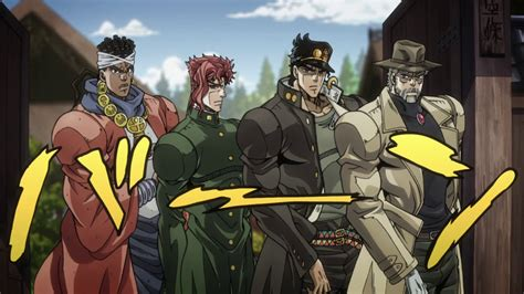 jojo stardust crusaders jojo s stardust crusaders the manliest series b3