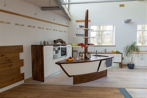 creative kitchen displays launch a water tight partnership