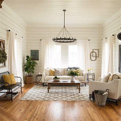 well styled living room farmhouseurban urban farmhouse modelhom