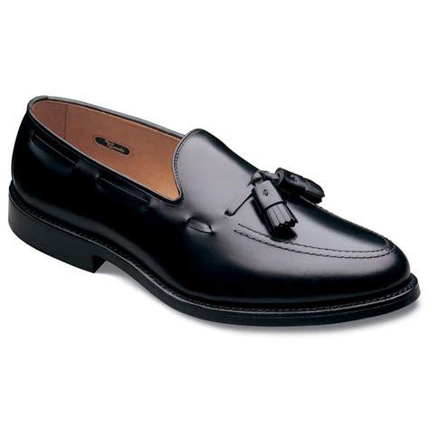 allen edmonds slippers grayson moc toe slip on loafer mens dress shoes by allen