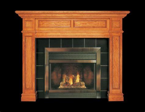 Interior. Amusing Wooden Fireplace Mantels Design Ideas