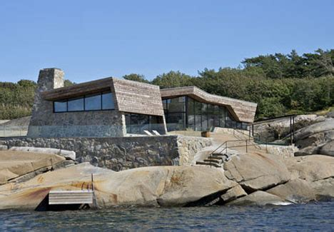 Vacation Home Plans Waterfront by Waterfront Wonders 8 Great Modern Island Ocean Homes
