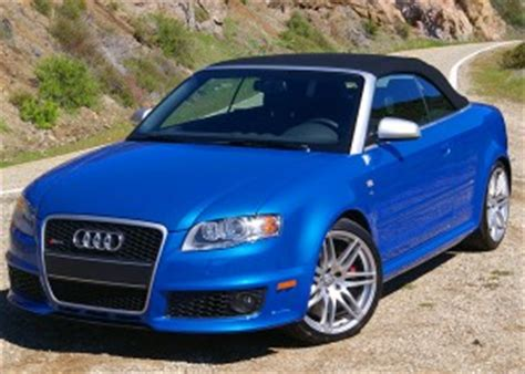 old car manuals online 2008 audi s4 auto manual 2008 audi rs4 convertible blue classic cars today online