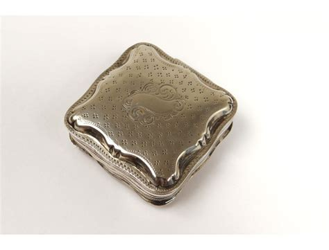 s day flowers silver box small box sterling silver flowers foliage sterling silver