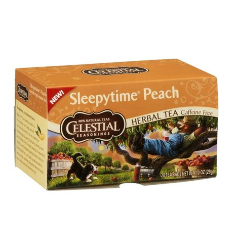 King Soopers Detox by Celestial Seasonings Caffeine Free Sleepytime Herbal