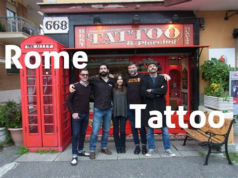 tattoo shops rome ga rome shop the reasons italians ink obsession