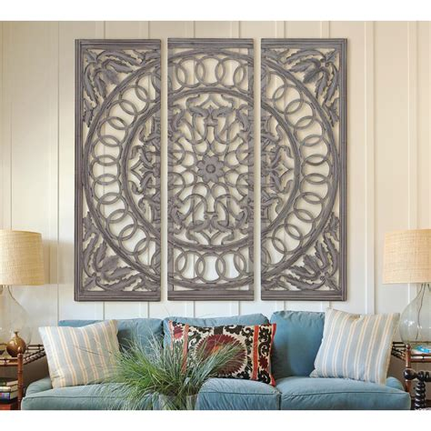 mirror wall panels scrolled 48 in x 48 in wood and mirrored wall panel 23705 the home depot