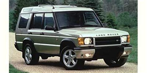 1999 land rover discovery series ii pricing ratings reviews kelley blue book 1999 land rover discovery series ii review ratings specs prices and photos the car connection