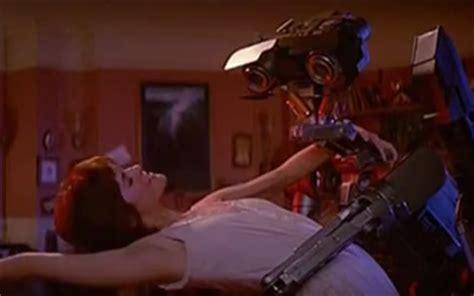 film robot stephanie short circuit 1986 starring ally sheedy steve